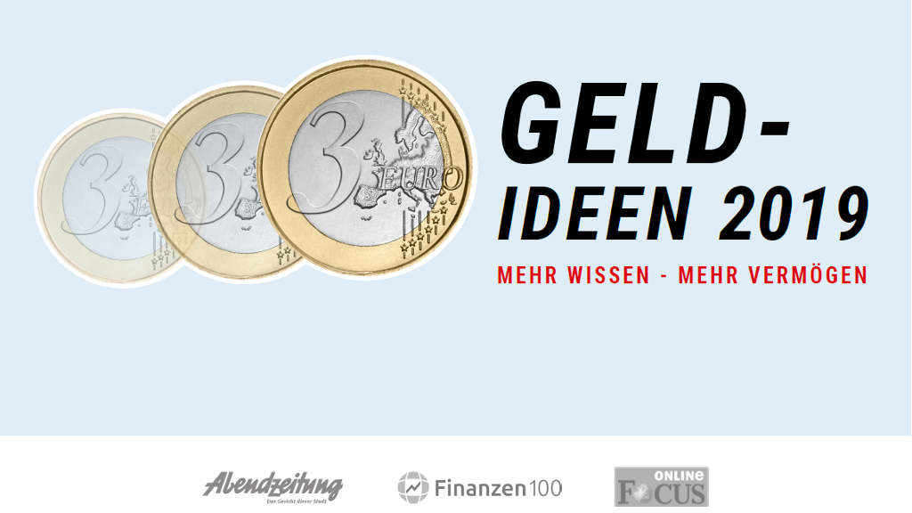 Geld Ideen 2019 - Eine Finanzkonferenz in München von der