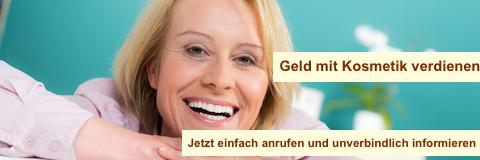 Geld verdienen mit Kosmetik Berlin   Nebenverdienst mit Kosmetik