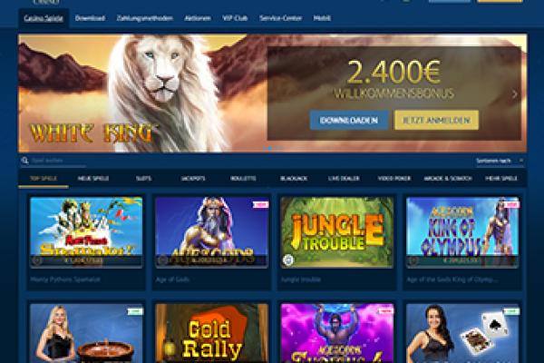 Gute Gewinne in Online Casinos | GambleJoe Forum (Seite 1/2)