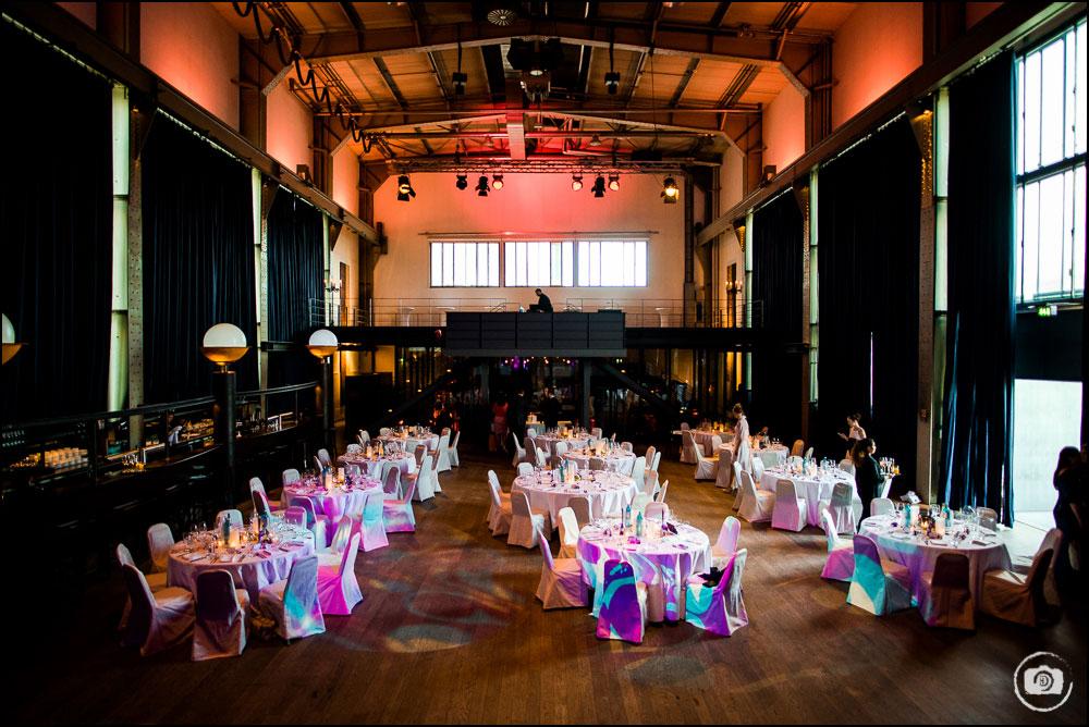 Hochzeit im Casino - Zeche Zollverein Essen • David