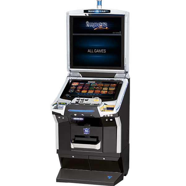 IMPERA - generations ahead - manufacturer of slot machines