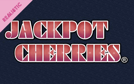Jackpot Cherries Spielautomat Online ⨀ Spielen Kostenlos
