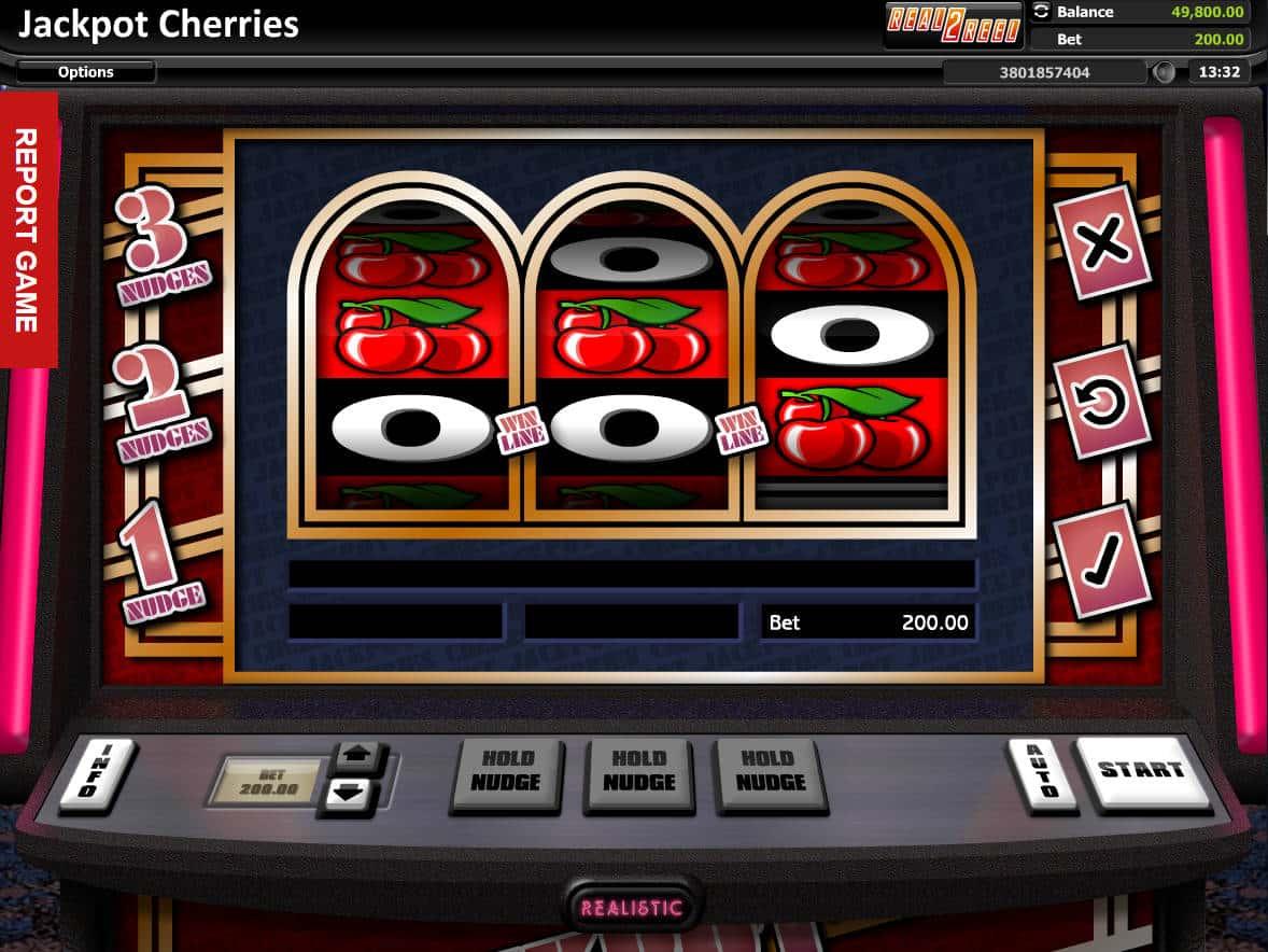 ᐈ Jackpot Cherries ™ Spielautomat Kostenlos Online Casino