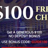 🥇🥈🥉 Las Vegas Usa Online Casino No Deposit Bonus Code [2019] 🤑