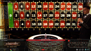 Lightning Roulette Review and guide with rules and bonuses.