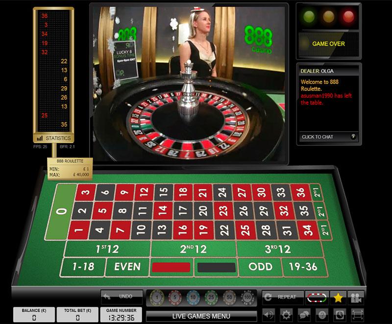 Live Dealer Casinos - Play Online Games at the Best Live