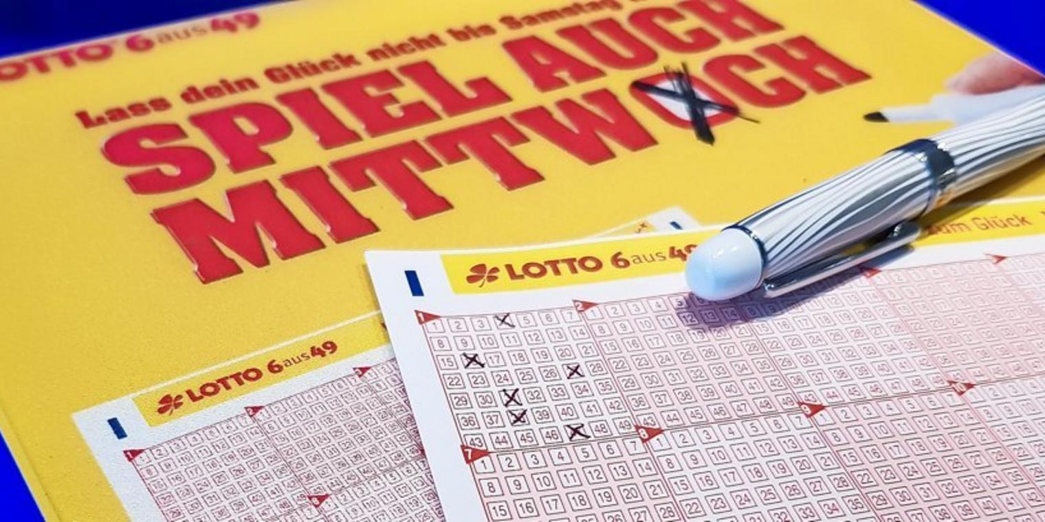 Lotto am Mittwoch, 05.06.2019: Alle aktuellen Lottozahlen