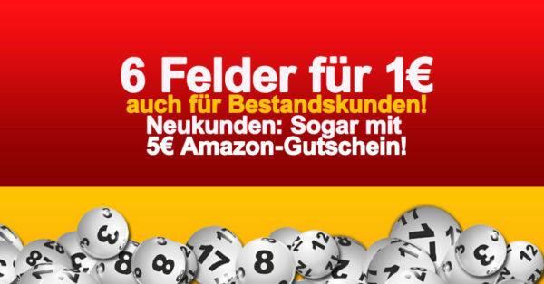 """Lotto am Samstag """"6 aus 49"""" - Die Lottozahlen vom - News"""
