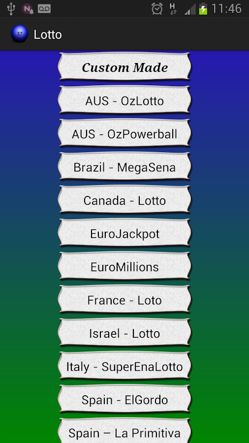 Lotto - Generator - Android Apps on Google Play