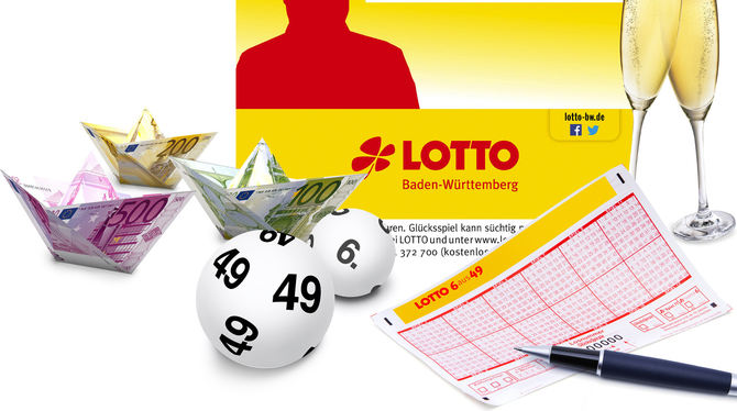 Lotto-Millionär aus Reutlingen gesucht - Land Baden