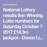 🥇🥈🥉 Lotto Ziehung Heute Abend [2019] 🤑