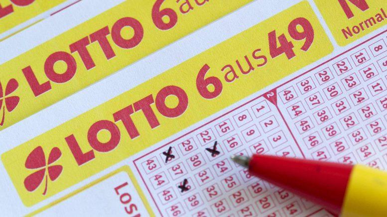 Lotto Am Samstag Gewinnquoten 2019