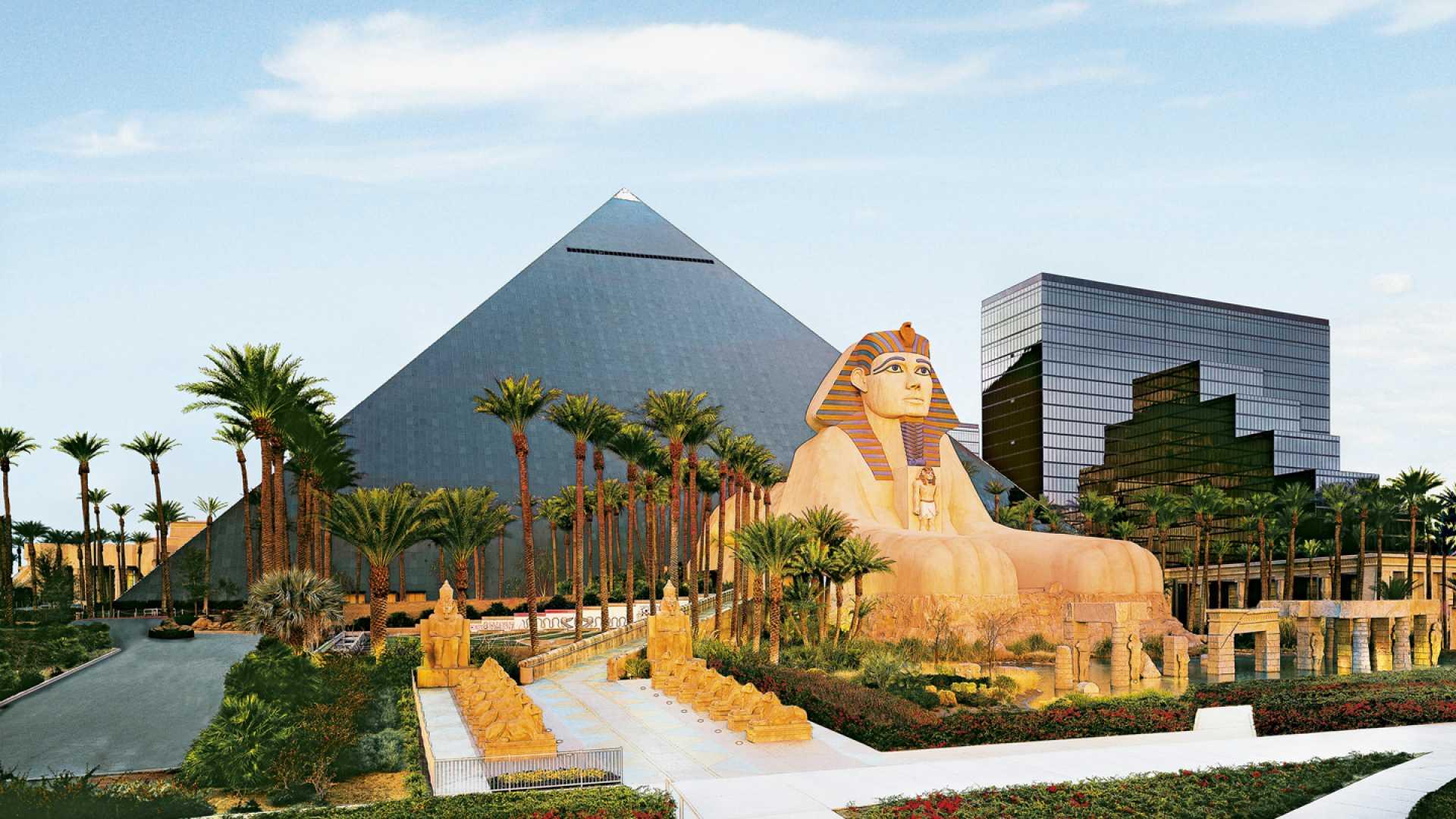 Luxor Hotel & Casino | A Kuoni Hotel in Las Vegas