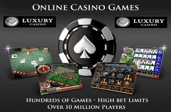 Luxury Casino - Werden Sie ein Affiliate, verdienen Sie