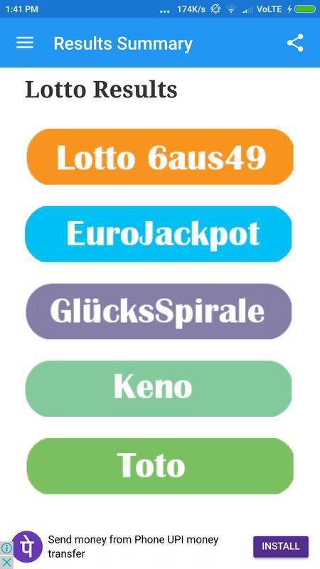Mann aus Bayern seit Samstag Lotto-Millionär - doch er hat