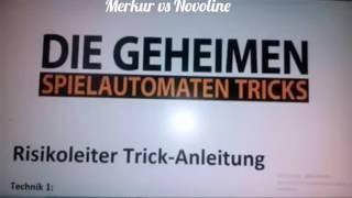Merkur Magie und Novoline Tips und Tricks von einem Buch wo in