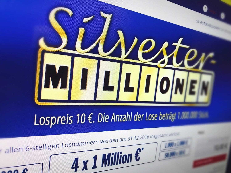 Neujahrs-Million von Lotto RLP - neue Silvesterlotterie