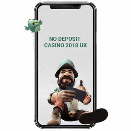 No Deposit Casino 2018 February - Find The Best No Deposit