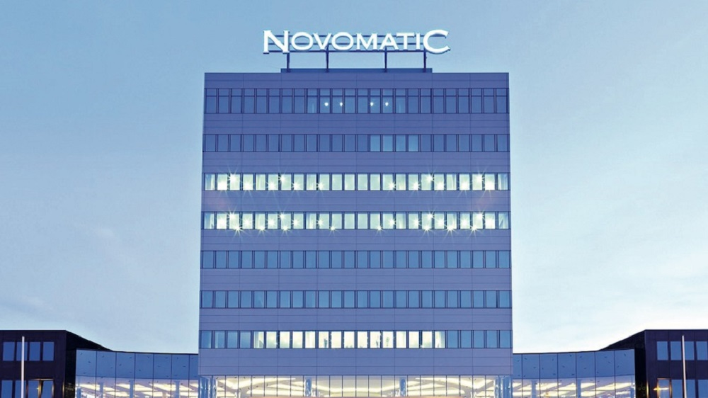 NOVOMATIC shines brightly with Diamond display at BEGE