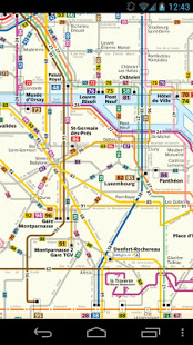 Paris Bus Map Free Offline 2019 - Apps on Google Play