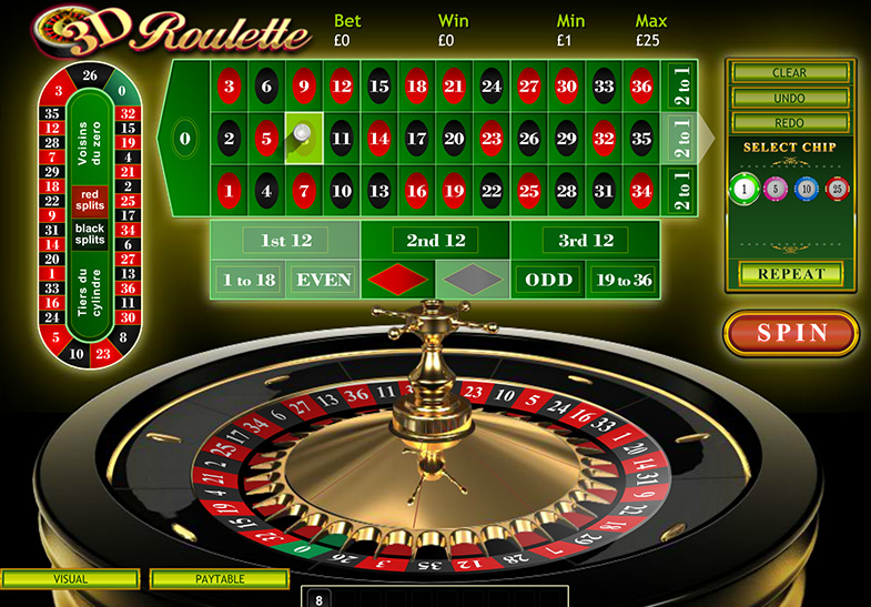 Play Roulette Online - Play Online Roulette for Real Money