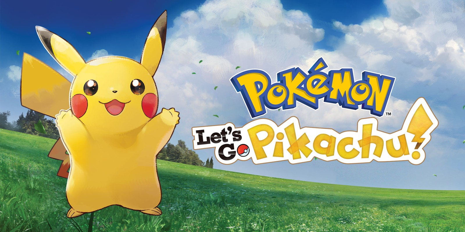 Pokémon: Let's Go, Pikachu! | Nintendo Switch | Games