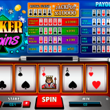 🥇🥈🥉 Free Online Casino Poker Slots [2019] 🤑