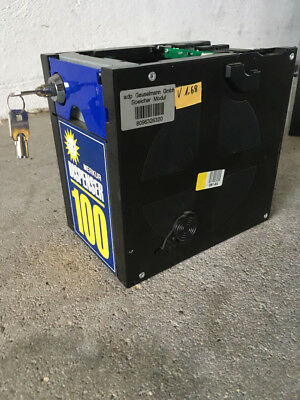 REPARATUR Bally Wulff NV RAM INIT / Batterie Leer