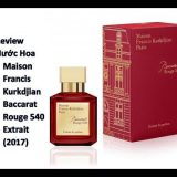 🥇🥈🥉 Mfk Baccarat Rouge 540 Extrait Review [2019] 🤑