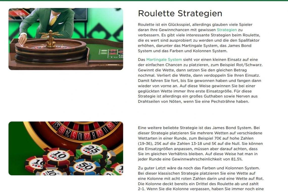 Roulette Gewinn Versteuern Felder