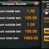 🥇🥈🥉 Roulette Max And Min Bets [2019] 🤑
