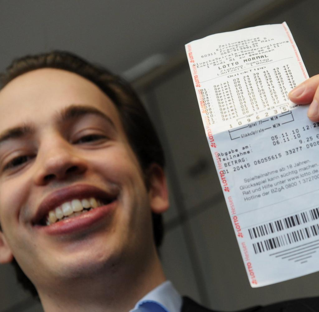 Sechs Richtige: Lottogewinner drohte leer auszugehen – wie