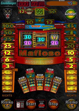 Spielautomaten kostenlos spielen - kein Casino, Book of