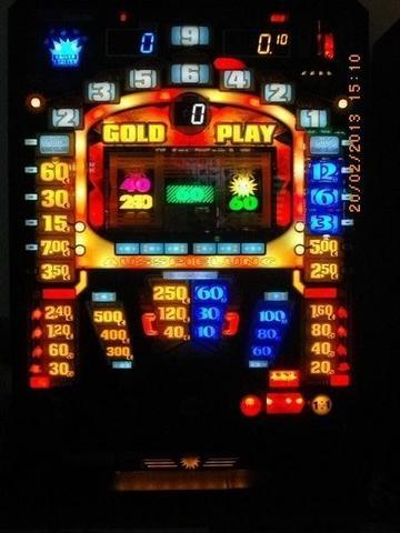 Spielautomaten-schlüssel verloren (spieleautomat