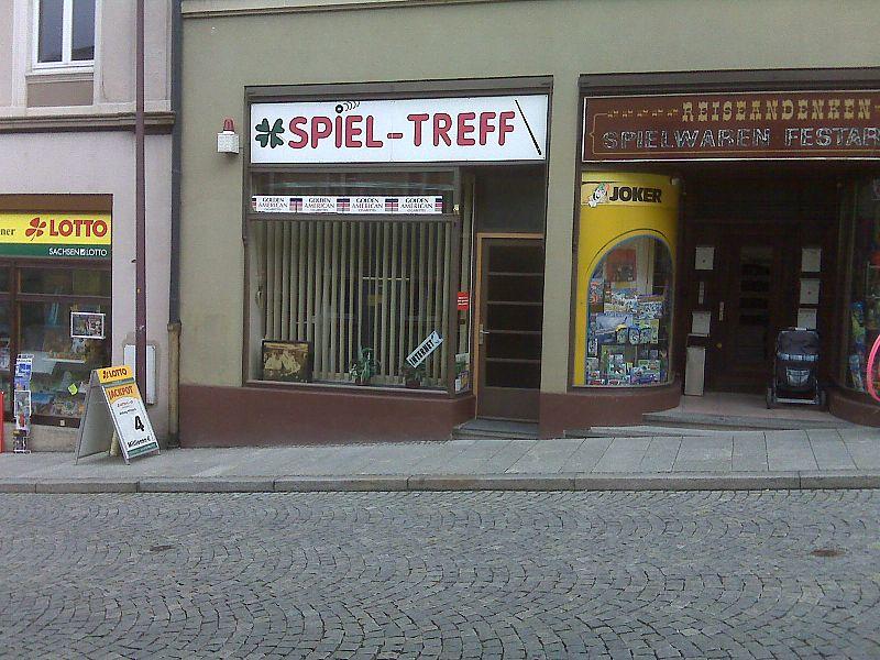 Spielothek Spielhalle, Kirchstrasse 3, Sebnitz