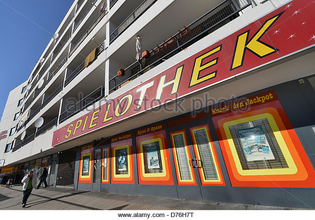 Spielothek Stock Photos & Spielothek Stock Images - Alamy