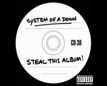 System Of A Down - Roulette #15 - YouTube