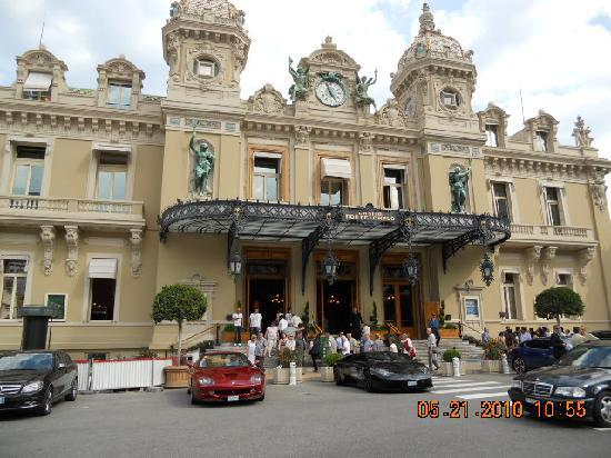 The famous Casino Royale in Monte Carlo - Picture of Monte