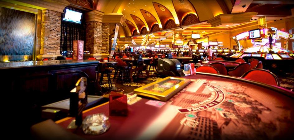 Videovigilancia IP en casinos con Lilin