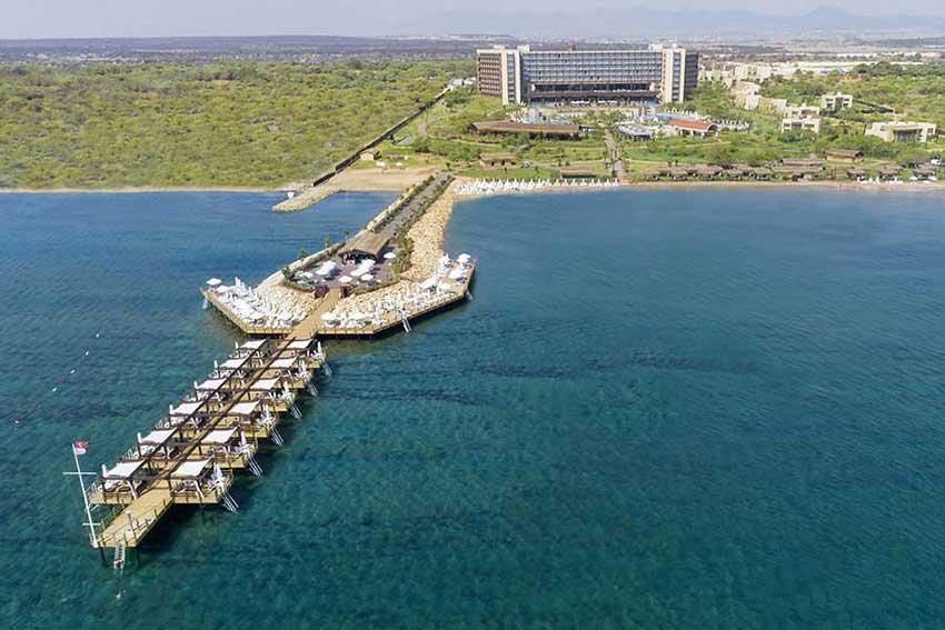 Concorde Luxury Resort Hotel - Bafra, Famagusta, North Cyprus