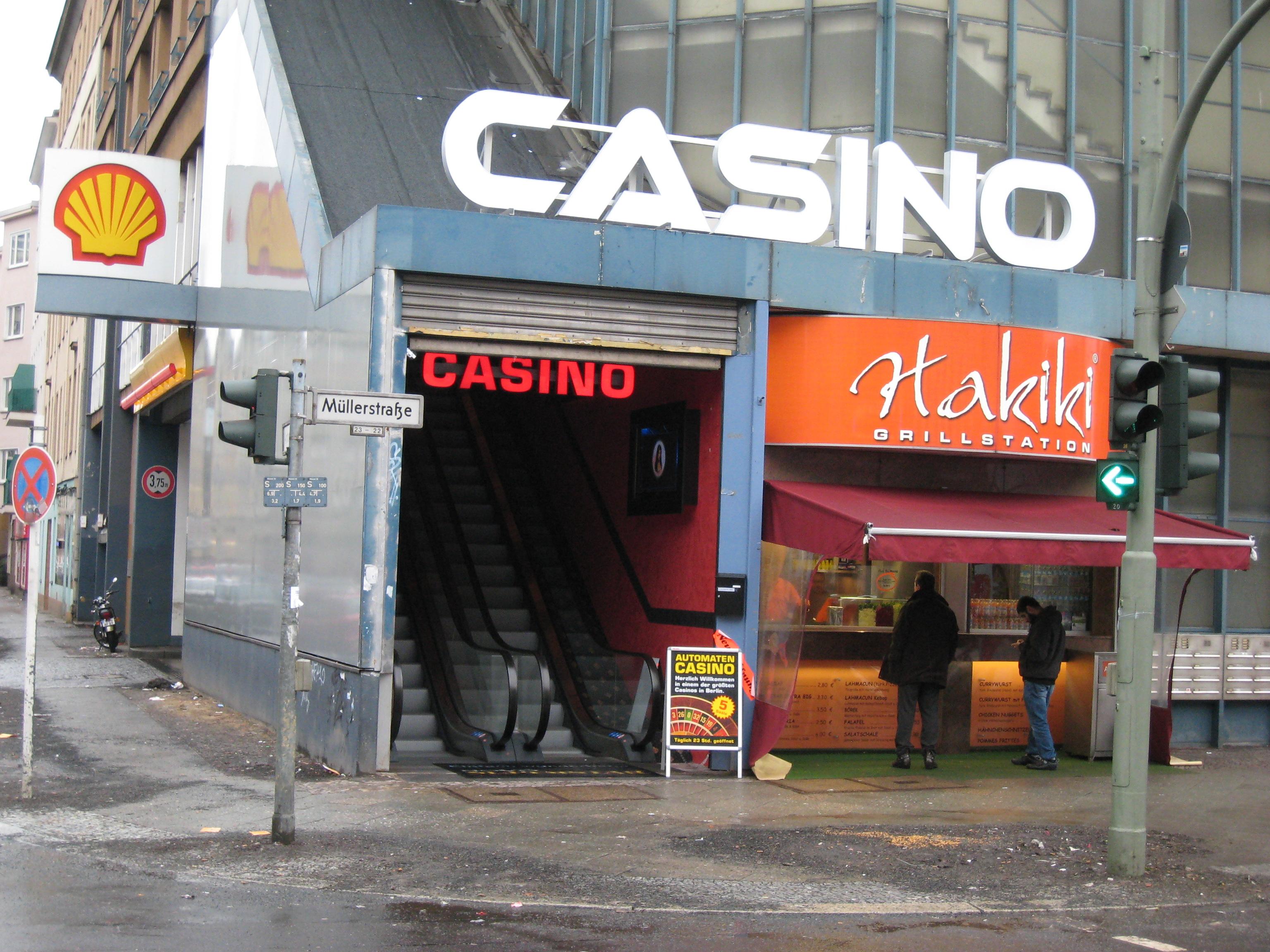 Spielothek Spiel Casino 65, Antonstr. 3, Berlin - Wedding