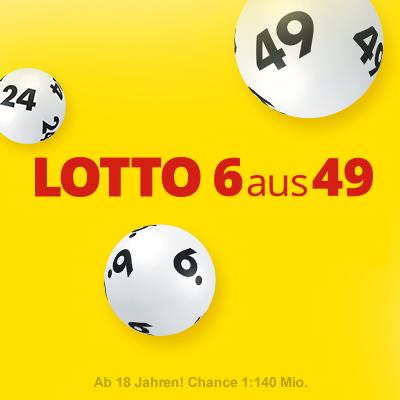 Lottozahlen und Lottoquoten