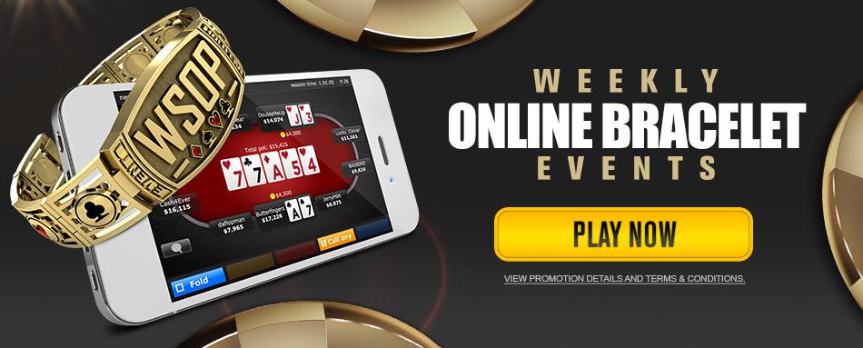 wsop 2019 online poker events - NJ Online Casino