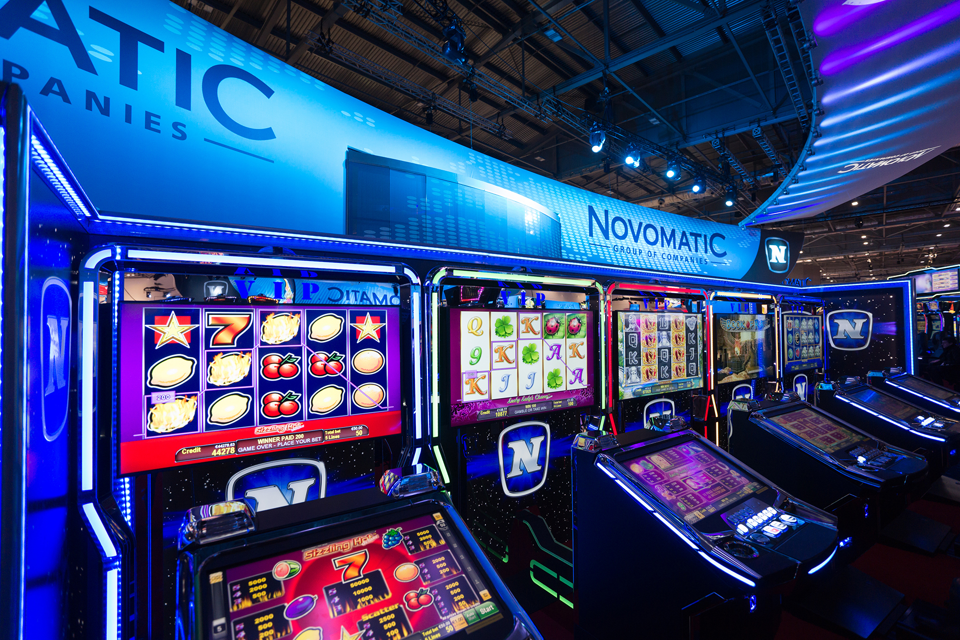Novomatic UK