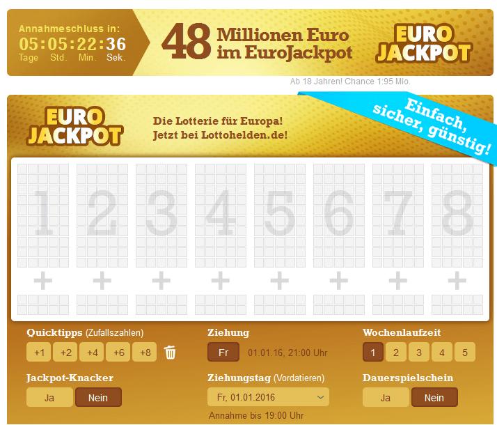 Online Lotto spielen & Vergleich | Bestes Lotto Spiel in