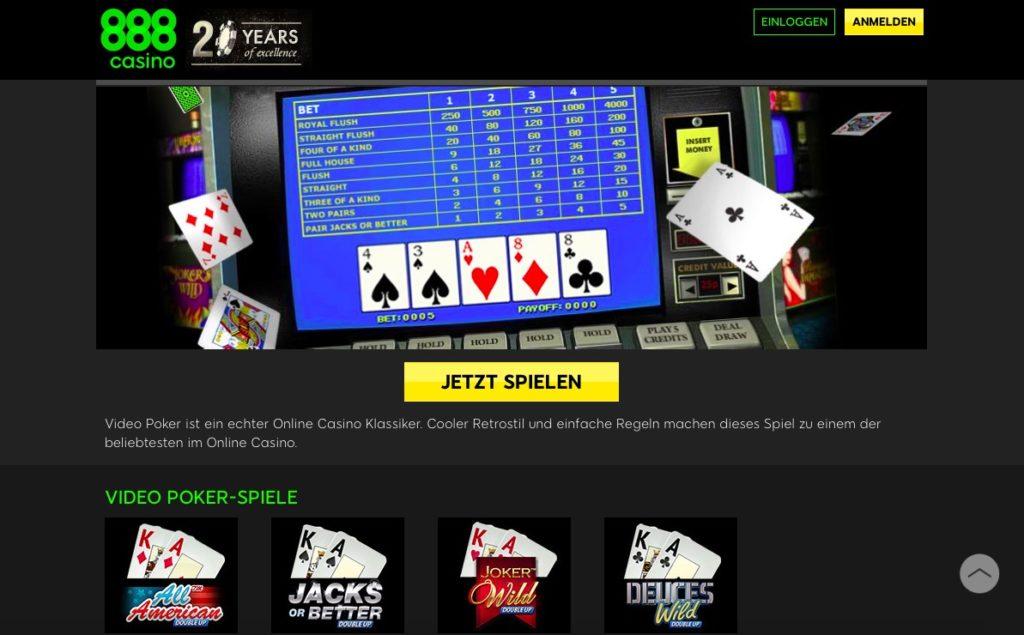 888 Casino Erfahrungen & Bonus Code » Kunden Meinungen 2019
