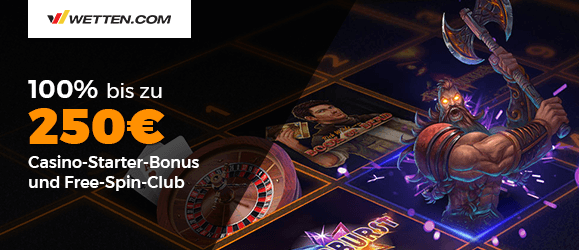 Wetten.com Casino Bonus Code   Exklusive Gutscheine 2019