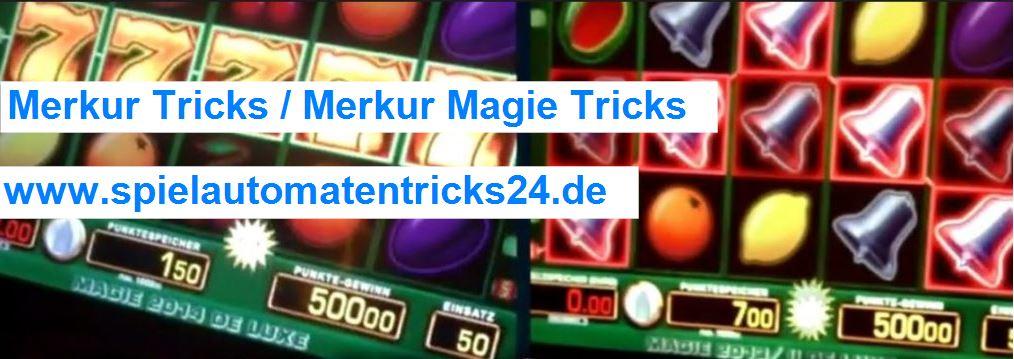 ++NEU++ Merkur Tricks 2019 für Merkur Spielautomaten