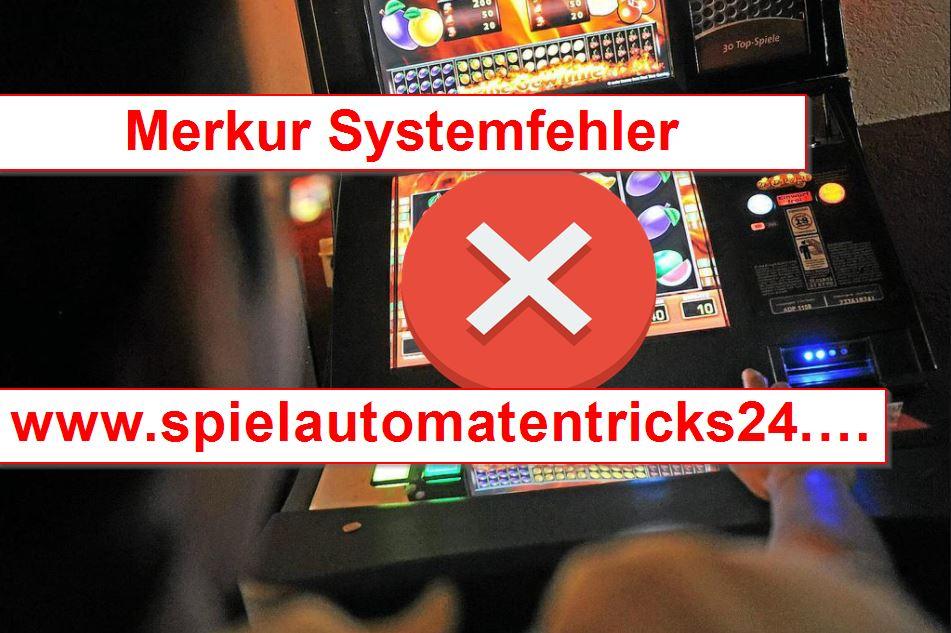Merkur Systemfehler ++AKTUELL++ Systemfehler gezielt nutzen!
