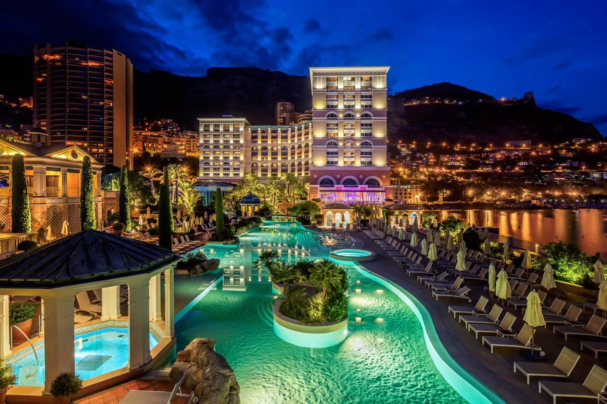 Monte-Carlo Bay Hotel & Resort (Monaco Monte-Carlo